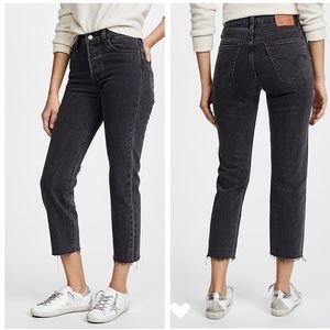 Levi's wedgie straight jeans sz 29 (f12)